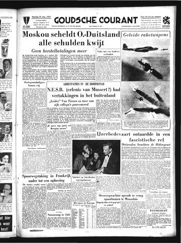 Goudsche Courant 1953-08-24