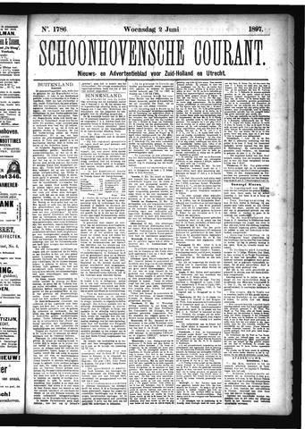 Schoonhovensche Courant 1897-06-02