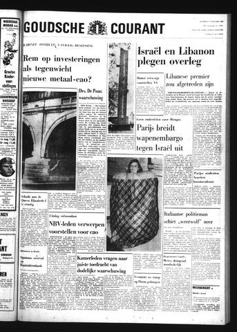 Goudsche Courant 1969-01-07