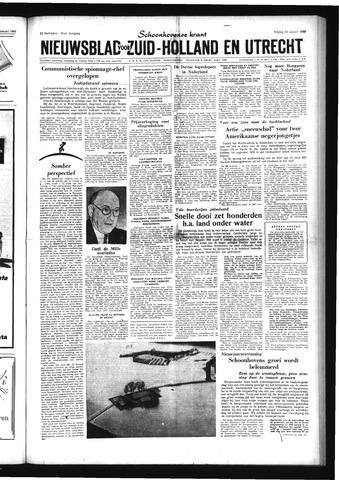 Schoonhovensche Courant 1959-01-23