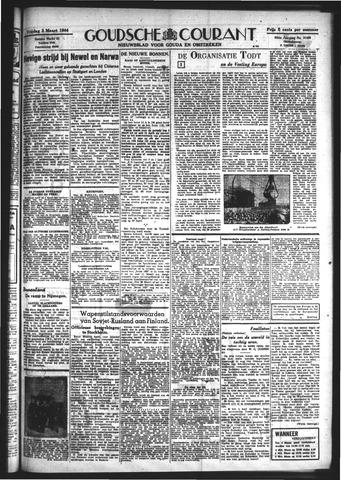 Goudsche Courant 1944-03-03