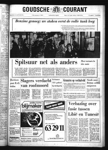 Goudsche Courant 1974-01-14