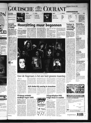 Goudsche Courant 2004-02-23
