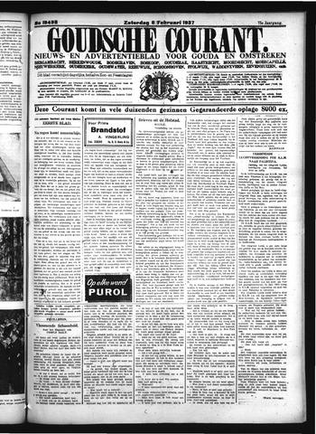 Goudsche Courant 1937-02-06
