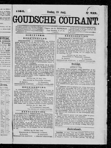 Goudsche Courant 1864-06-19
