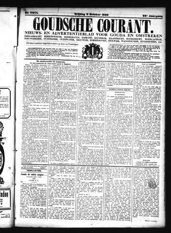 Goudsche Courant 1925-10-09