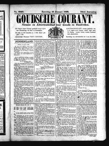 Goudsche Courant 1896-01-18