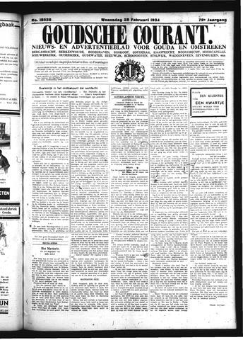 Goudsche Courant 1934-02-28