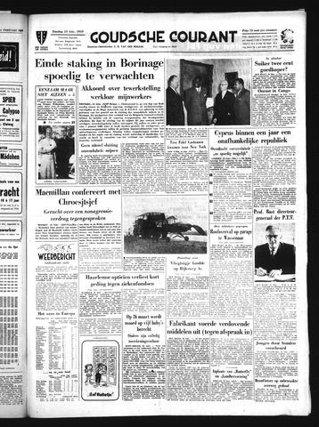 Goudsche Courant 1959-02-24