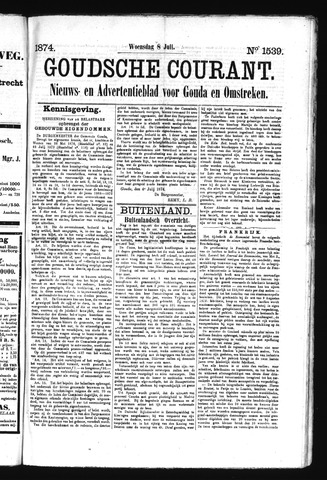 Goudsche Courant 1874-07-08