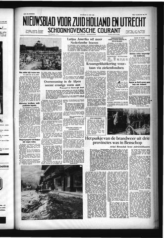 Schoonhovensche Courant 1957-06-17