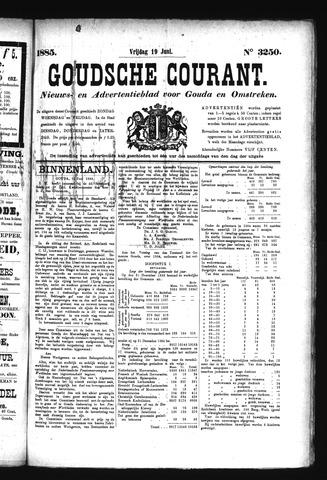 Goudsche Courant 1885-06-19