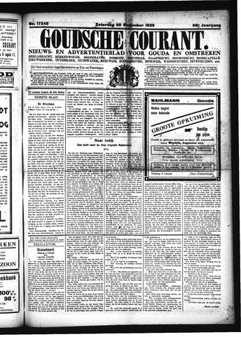 Goudsche Courant 1929-11-30