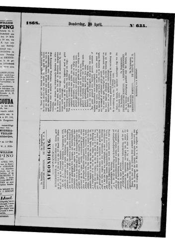 Goudsche Courant 1868-04-30