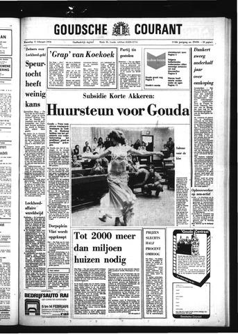 Goudsche Courant 1976-02-11