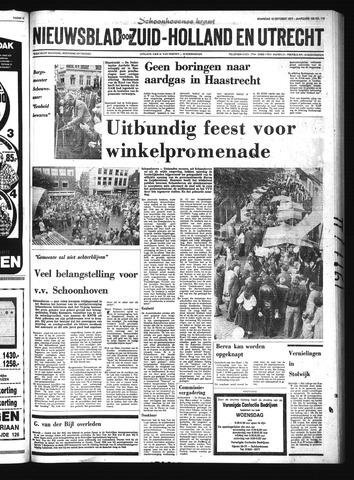 Schoonhovensche Courant 1977-10-10