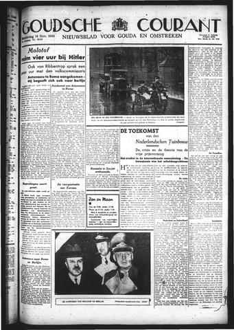 Goudsche Courant 1940-11-14
