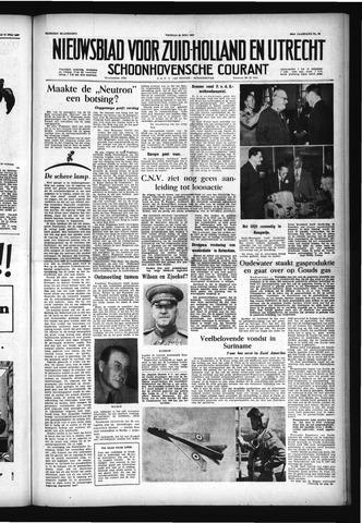 Schoonhovensche Courant 1957-07-19