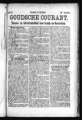 Goudsche Courant 1877-11-28