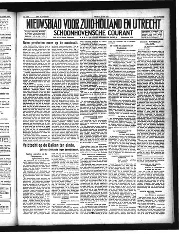 Schoonhovensche Courant 1941-05-02