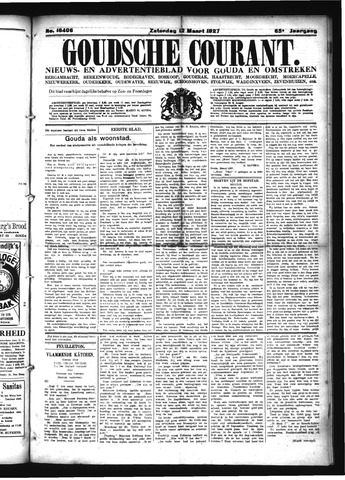 Goudsche Courant 1927-03-12