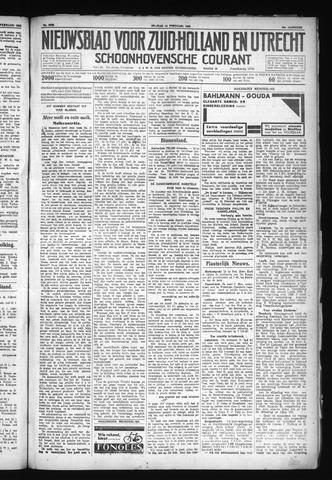 Schoonhovensche Courant 1930-02-14