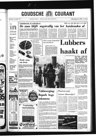 Goudsche Courant 1977-11-03