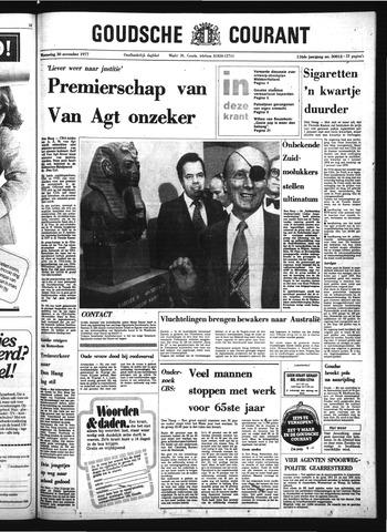 Goudsche Courant 1977-11-30