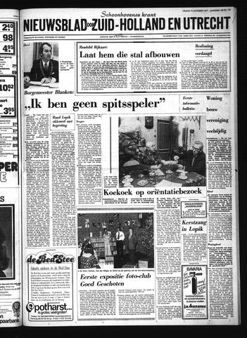 Schoonhovensche Courant 1977-12-16