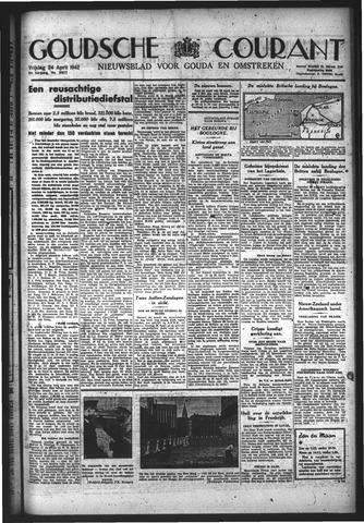 Goudsche Courant 1942-04-24