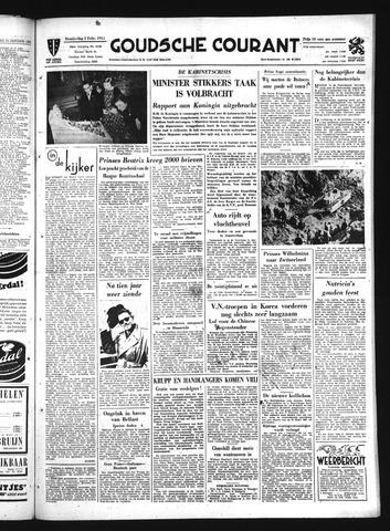 Goudsche Courant 1951-02-01