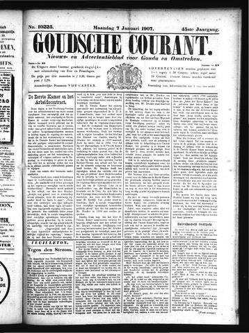 Goudsche Courant 1907-01-07