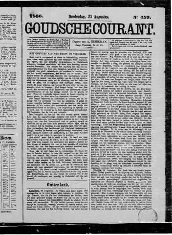 Goudsche Courant 1866-08-23