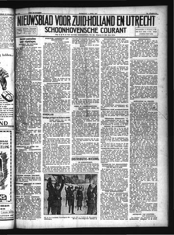 Schoonhovensche Courant 1942-04-01
