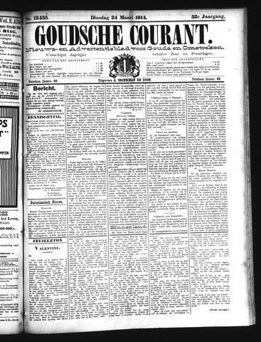 Goudsche Courant 1914-03-24