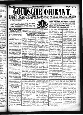 Goudsche Courant 1929-08-12