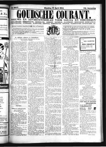 Goudsche Courant 1934-04-10