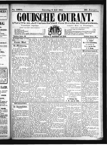 Goudsche Courant 1911-07-08