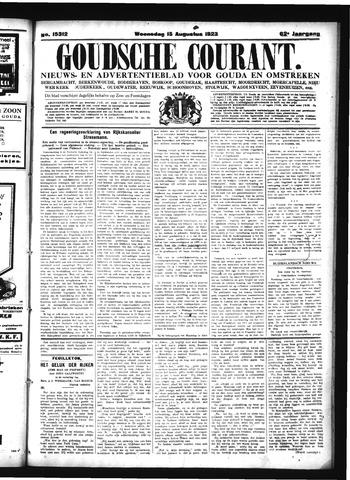 Goudsche Courant 1923-08-15