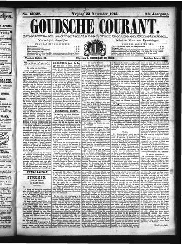 Goudsche Courant 1912-11-22