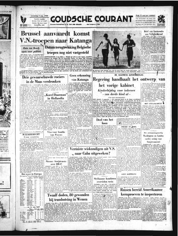 Goudsche Courant 1960-08-03