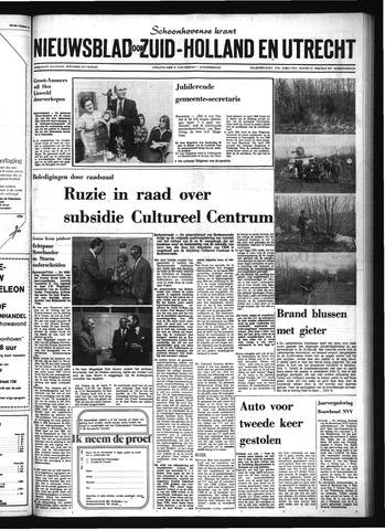Schoonhovensche Courant 1976-04-05