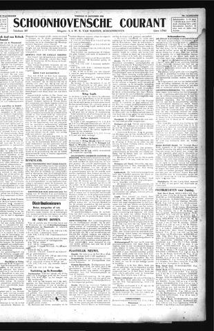 Schoonhovensche Courant 1944-10-27