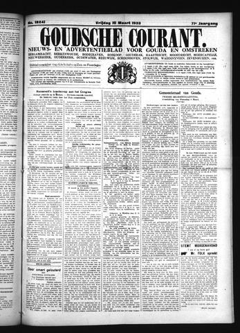 Goudsche Courant 1933-03-10