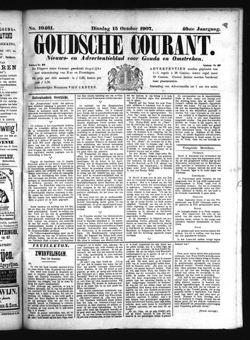 Goudsche Courant 1907-10-15
