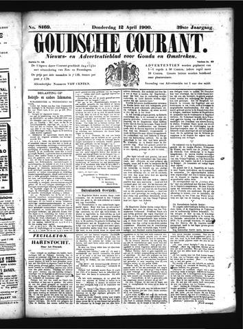 Goudsche Courant 1900-04-12