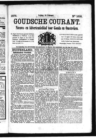 Goudsche Courant 1875-02-19
