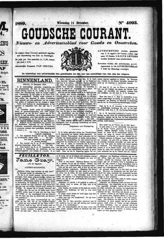 Goudsche Courant 1889-12-11