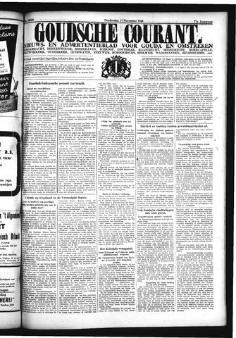Goudsche Courant 1938-11-17