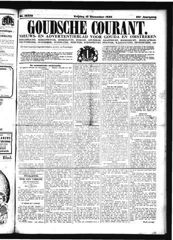 Goudsche Courant 1926-12-10